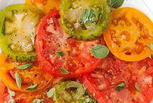 Fresh tomatoe Recipes
