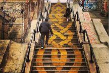 stairs steps ladders
