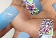 flores acrilicas