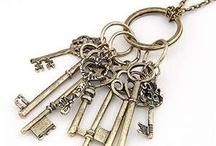 Keys / by Ruth Warwick