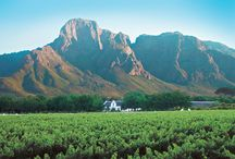 Western Cape / Landscapes, seascapes, historic towns and villages, wine regions, Cape Dutch architecture, nature reserves and wildlife.