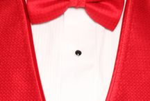 Red Vests and Ties / View our collection of red vests and ties that are available at all six locations!