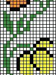 Square stitch návody