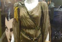costumes details