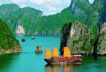 Viaje de Novios a Vietnam y Camboya / Os presentamos un magnífico y completo viaje  por Vietnam y Camboya que incluye visita a lugares tan imprescindibles como Hanoi, la Bahía de Halong, Hue, Hoi An, Ho Chi Minh y Siem Reap, con extensiones opcionales a playas en Vietnam, Indonesia o Maldivas. Más info: http://bit.ly/1C443vR