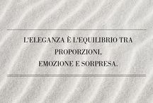 Spring Summer Quotes / This is a collection of quotes that describe the Belmonte Spring Summer '15 Collection