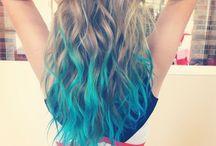 Die Dyed Hair....