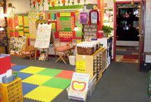 Classroom storage / by Kelly Bentley