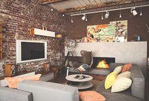 [Arq] living room / Sala Arquitetura de Interiores
