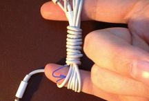 Untangle Cords / Tips and Tricks to keep your earbud cord untangled. / by JLab Audio