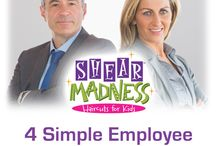 Tips for Success! / Tips for Business Success. Read our blog at http://franchise.shearmadnesskids.com/blog/