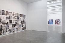 Amy Sillman / Stuff Change (Exhibition, NYC)
