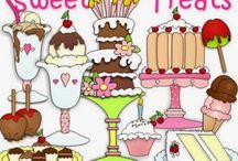Sweet treats ♔