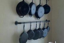 Cast Iron Cooking / by Jessica C