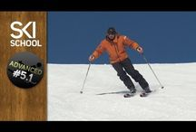 How To Ski - Advanced Skiing Lessons
