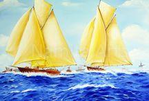 Namita Arts / Original oil and acrylic paintings by artist. www.namitaarts.com
