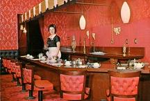 Vintage Bar, Restaurants Inspirations