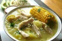 platos colombianos
