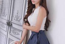 韓流モデル