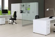 Office Furniture / Corporate office furniture and home office furniture. Desks, computer desks, office chairs, office shelving, office desk pedestals, office cupboards, and more