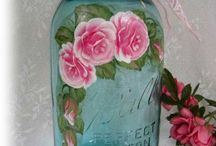 Decoupage everything and anything! / by Irma Jackson