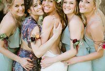 Bridesmaids Photos & Inspiration