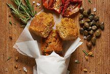 Sfiziosità salate / Quando ricette sfiziose si fanno anche salutari...