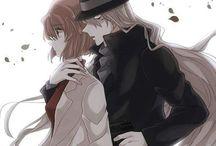 Detektiv Conan - Gin x Shiho