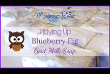 Soap tutorials / by Cathleen Keven