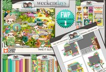 {Complete Catalog} Weekendays Digital Designs
