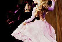 Sleeping Beauty Art / Eyvind Earle, Tom Oreb, and other Sleeping Beauty-ish delights that inspire me