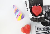 Valentine's Day Love / Valentine's Day DIY Projects, Makeup, Hair and Nails inspiration.