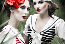 Fashion: Costume/ Fancy Dress / Fabulous dress up ideas. / by Nicky Framboise