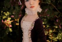 Primavera / Handmade OOAK doll by Romantic Wonders 2016.