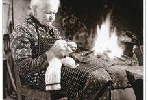Pics of Knitting ladies