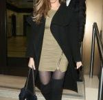 JESSICA WRIGHT at Britain's Nest Top Model Launch in London