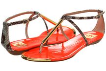 Shoes - flats and sandals