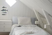 guest room / that little room under the eaves
