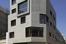 """ARCHITECTURE / """"Grafica e architettura sono l'inizio e la fine di una medesima linea."""" Adolf Loos"""