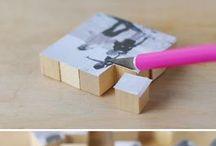 tarjetas scrapbooking con marco