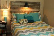 Bedroom! / by Tiffany Mellado