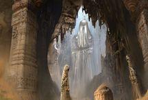 RPG Dungeon - Wüste