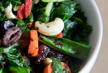 Raw Food Recipes / by Laugh @ Laura