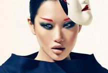 kunoichi makeup