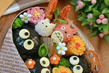 Food - Bento boxes