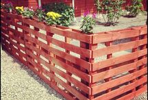 Fencing Using Pallets