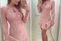 vestido de prom