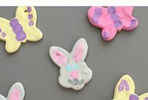 Spring & Easter Ideas, activities, recipes, and crafts