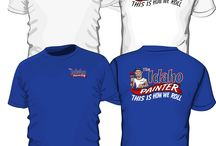 The Idaho Painter Products / T-shirts, hoodies, hats, and more. / by The Idaho Painter