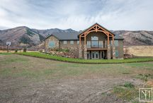 Cache Valley Properties / Mountain Luxury homes for sale in Cache Valley and Cache County.